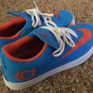 KD sneakers